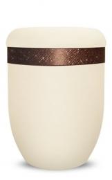 Urne Urncape basic_CB154/Bordüre Chocola