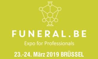 Logo Funeralexpo 2019 Belgien