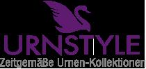 Urnen Urncapes aus Stoff Logo