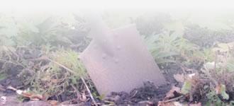 Zersetzung von Urnen