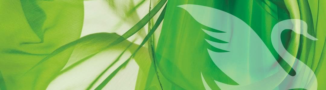 Urnen Urncapes gruener Stoff symbol umweltfreundlich